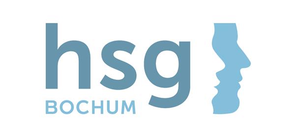 Logo der hsg Bochum