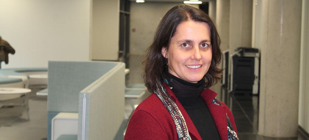 Frau Prof. Dr. Heike Köckler, Professorin für