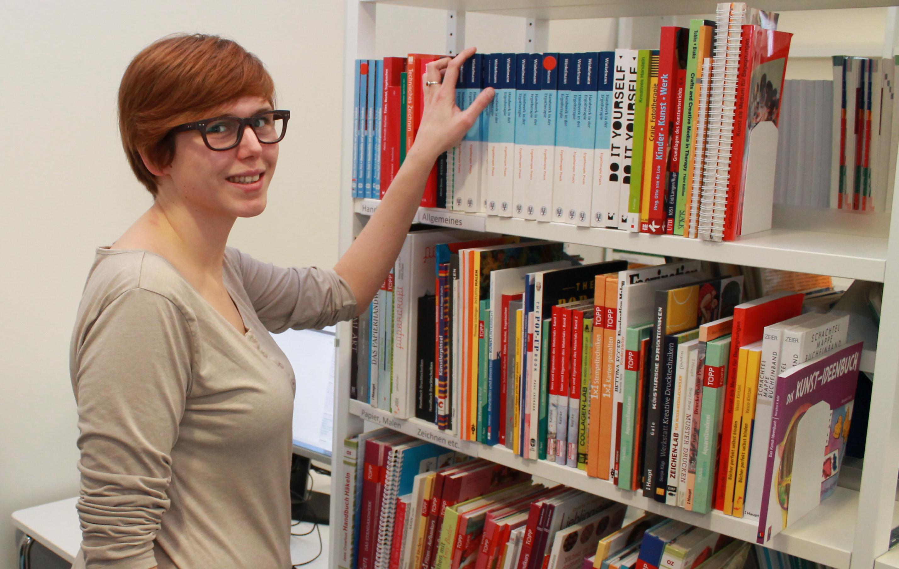 hsg-Studentin Cornelia Iffland