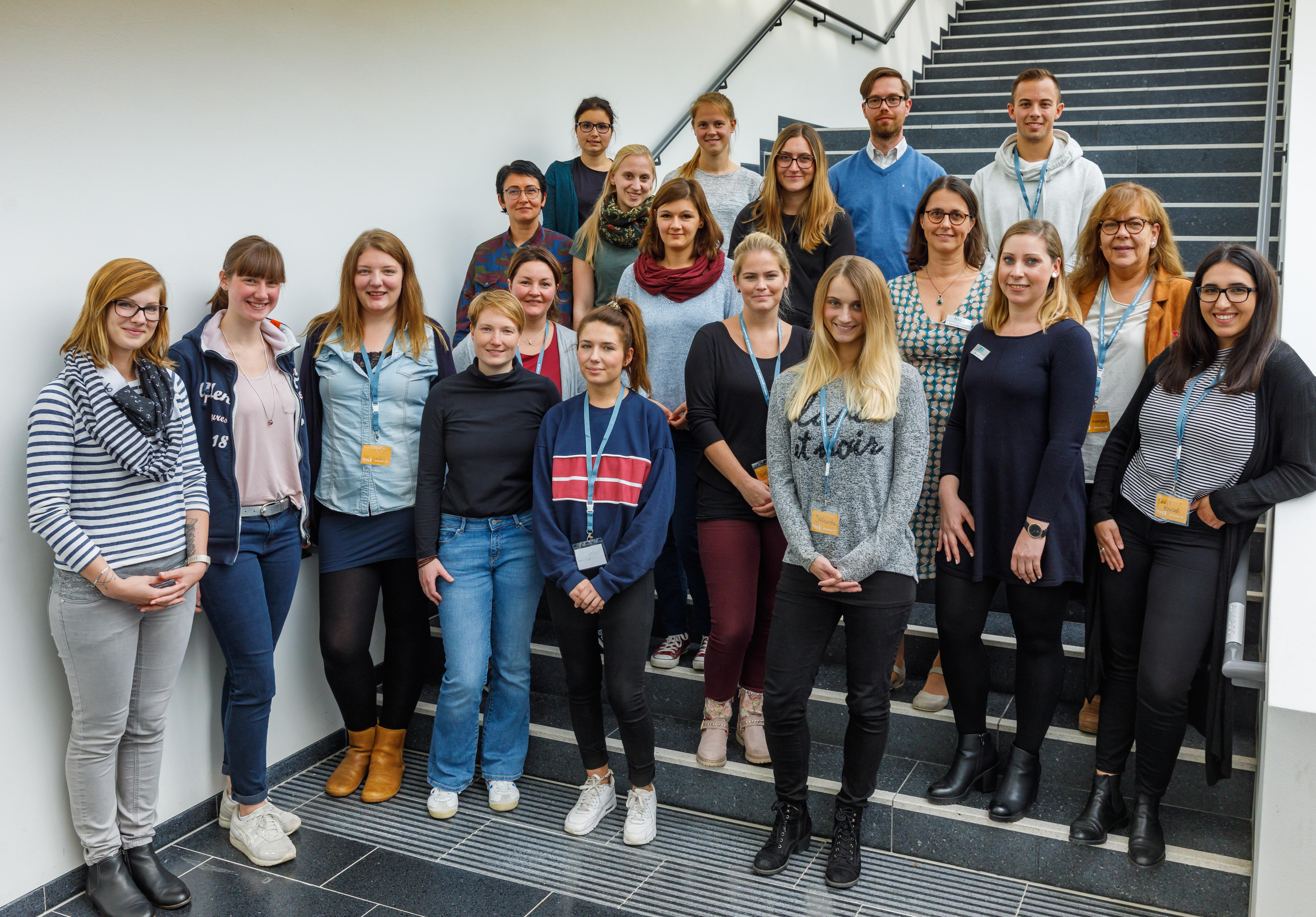 Studienanfänger*innen 'Gesundheit und Diversity in der Arbeit'