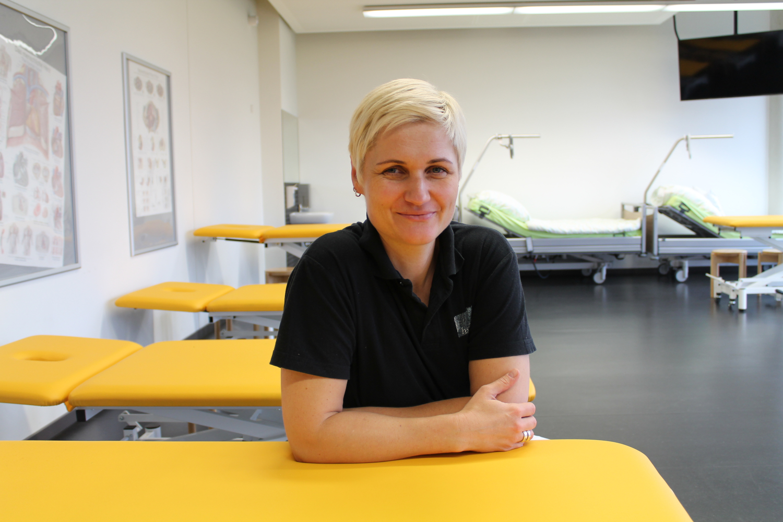 Katja Ehrenbrusthoff. Foto: hsg