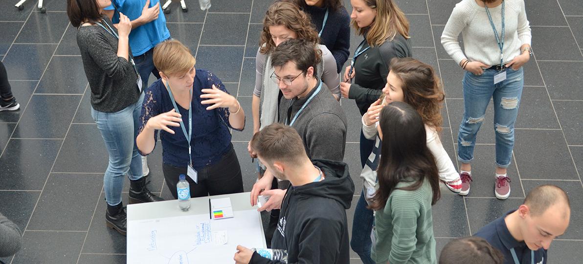 ENPHE-Seminar 2019 an der Hochschule für Gesundheit (hsg Bochum)