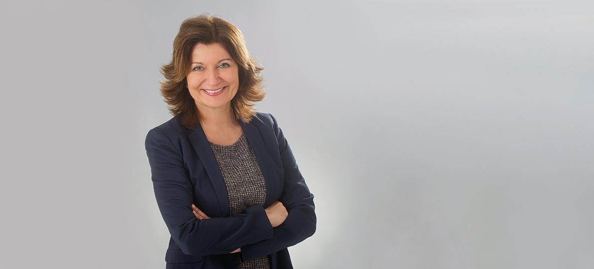Zu sehen ist Prof. Dr. Kerstin Bilda.