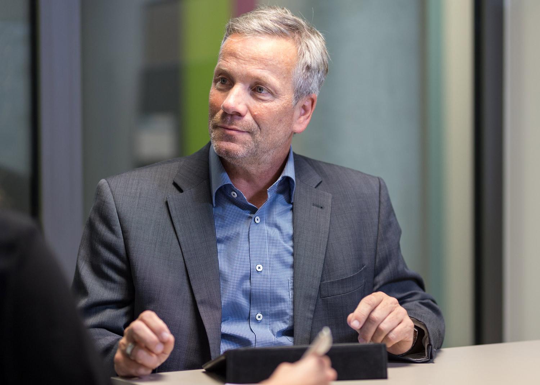 Zu sehen ist Prof. Dr. Christian Grüneberg