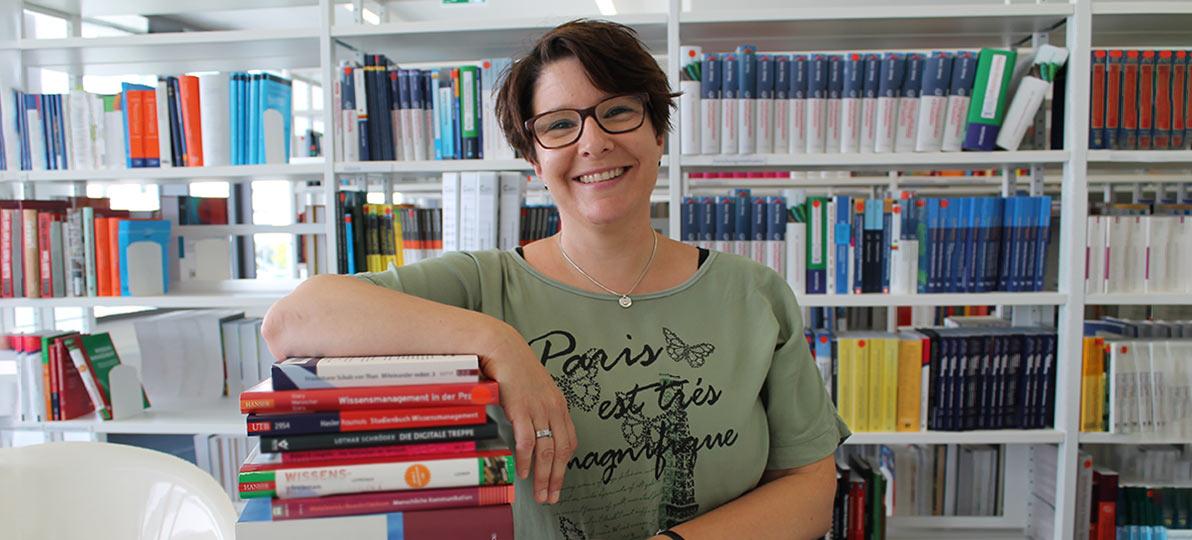 Das Bild zeigt Katja Kuhlmann